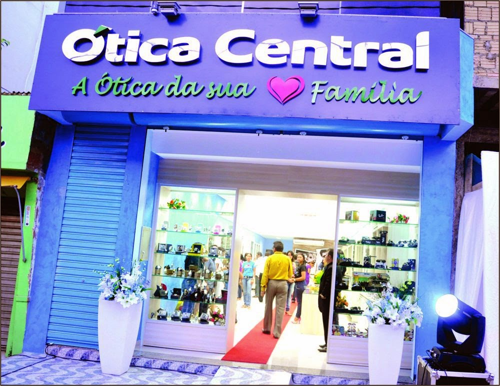 ÓTICA CENTRAL