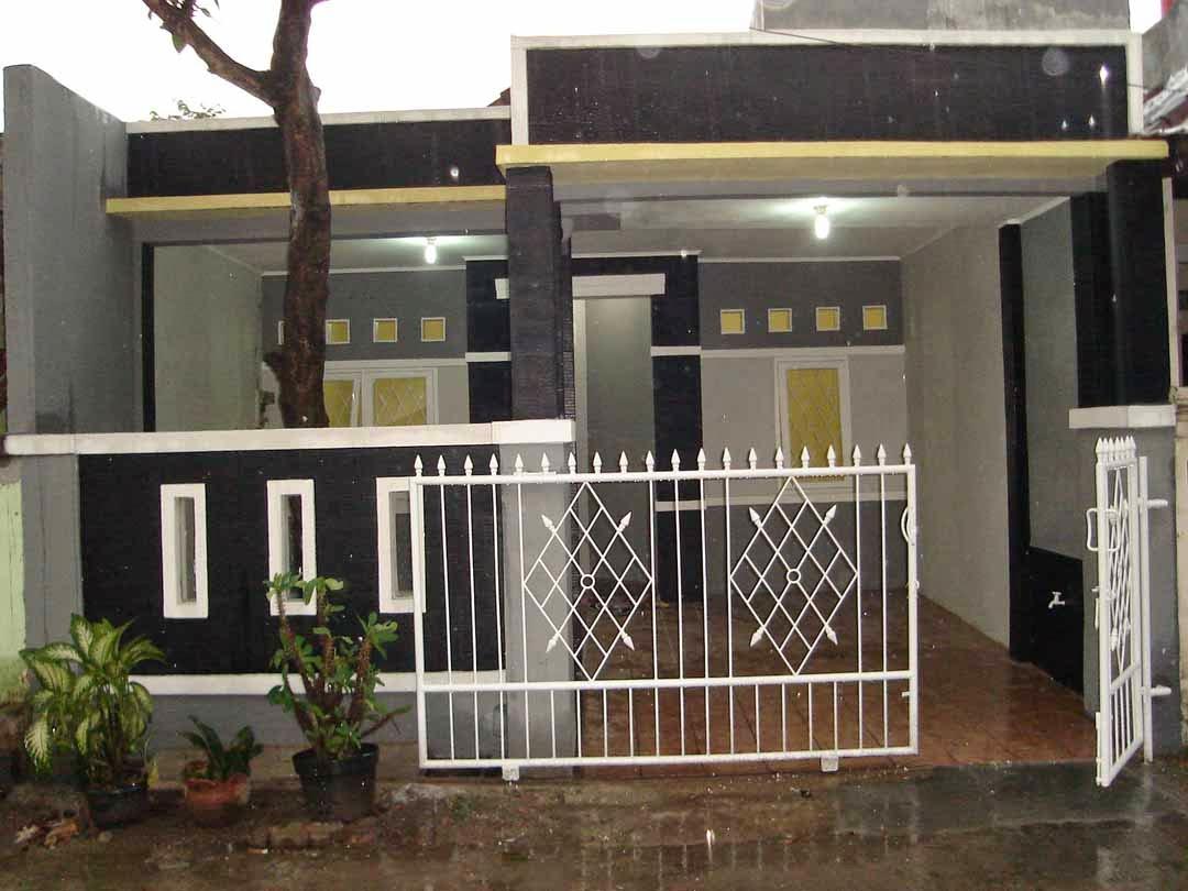 Desain Rumah Minimalis 2 Lantai Type 160 Gambar Foto Desain Rumah
