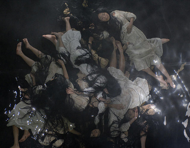 Sadako 3D (贞子 3D) japanese movie still