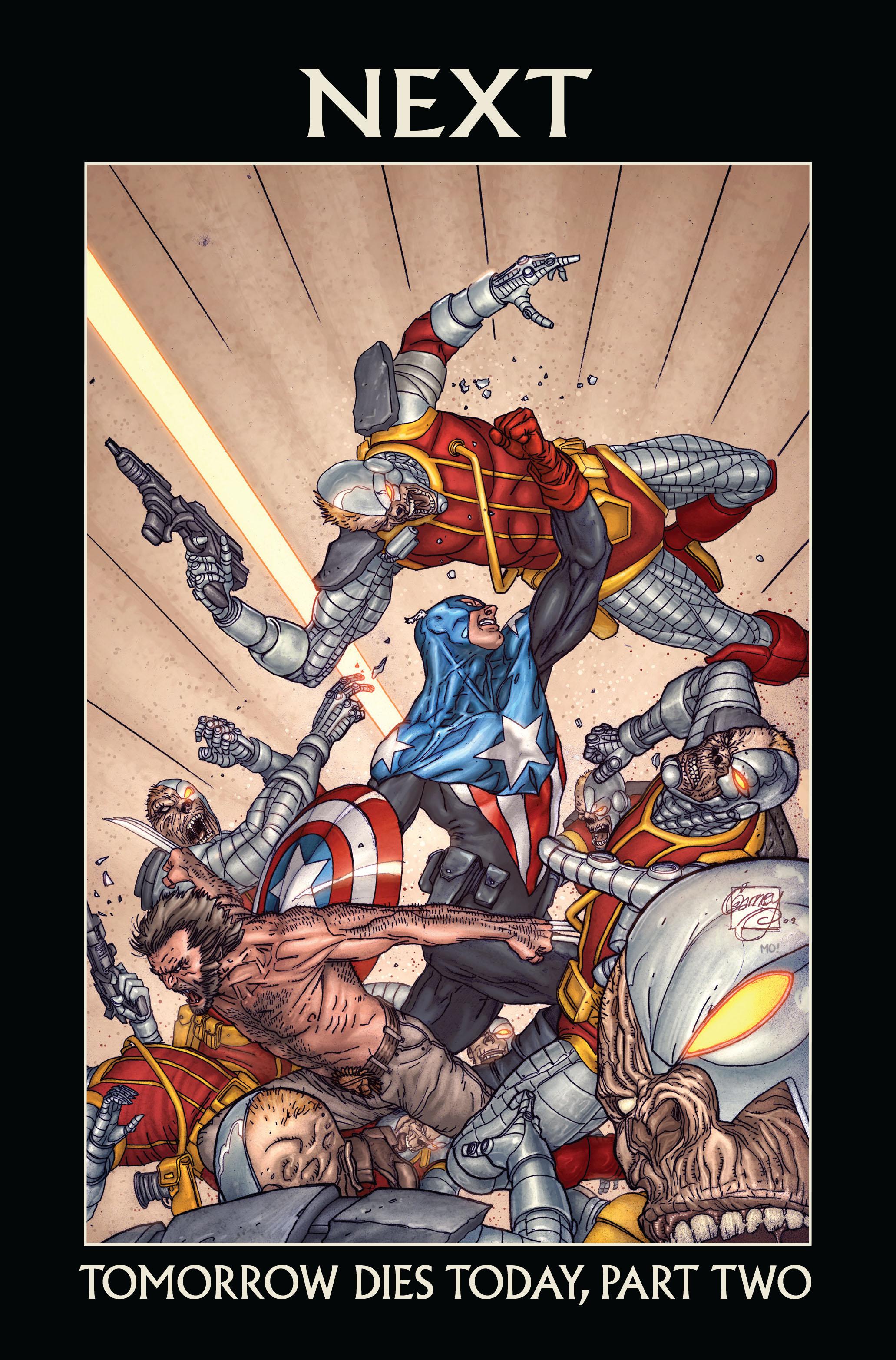 Wolverine: Weapon X #11 #6 - English 25