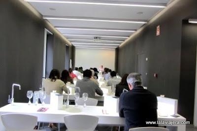 Curso Cata Rioja, Estacion Enologica Haro