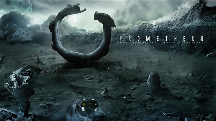 Prometheus (2012) movie