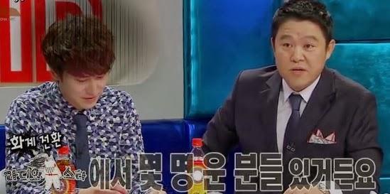 Kyuhyun merasa bersalah membuat hara menangis