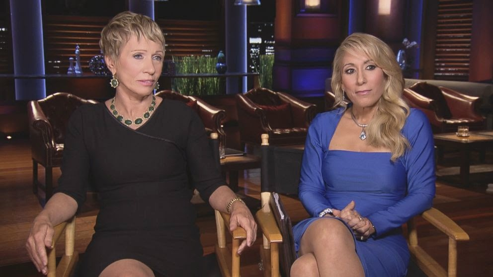 lori and barbara shark tank battle