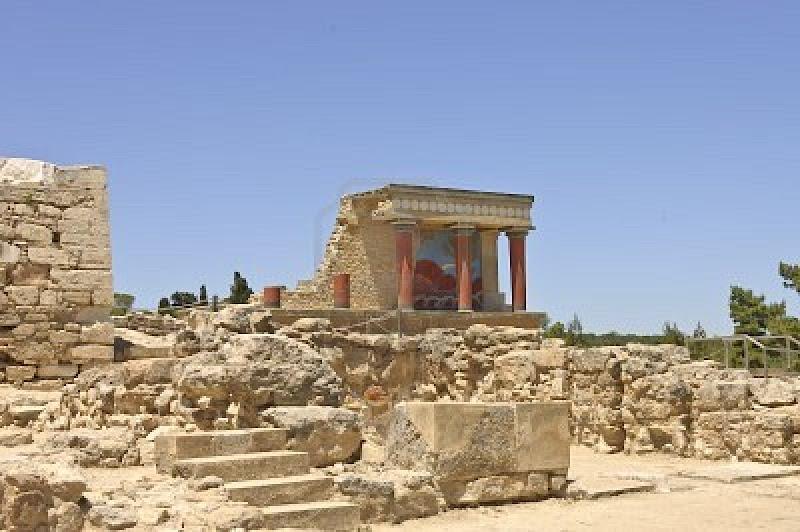TOP WORLD TRAVEL DESTINATIONS: Palace of Knossos, Crete