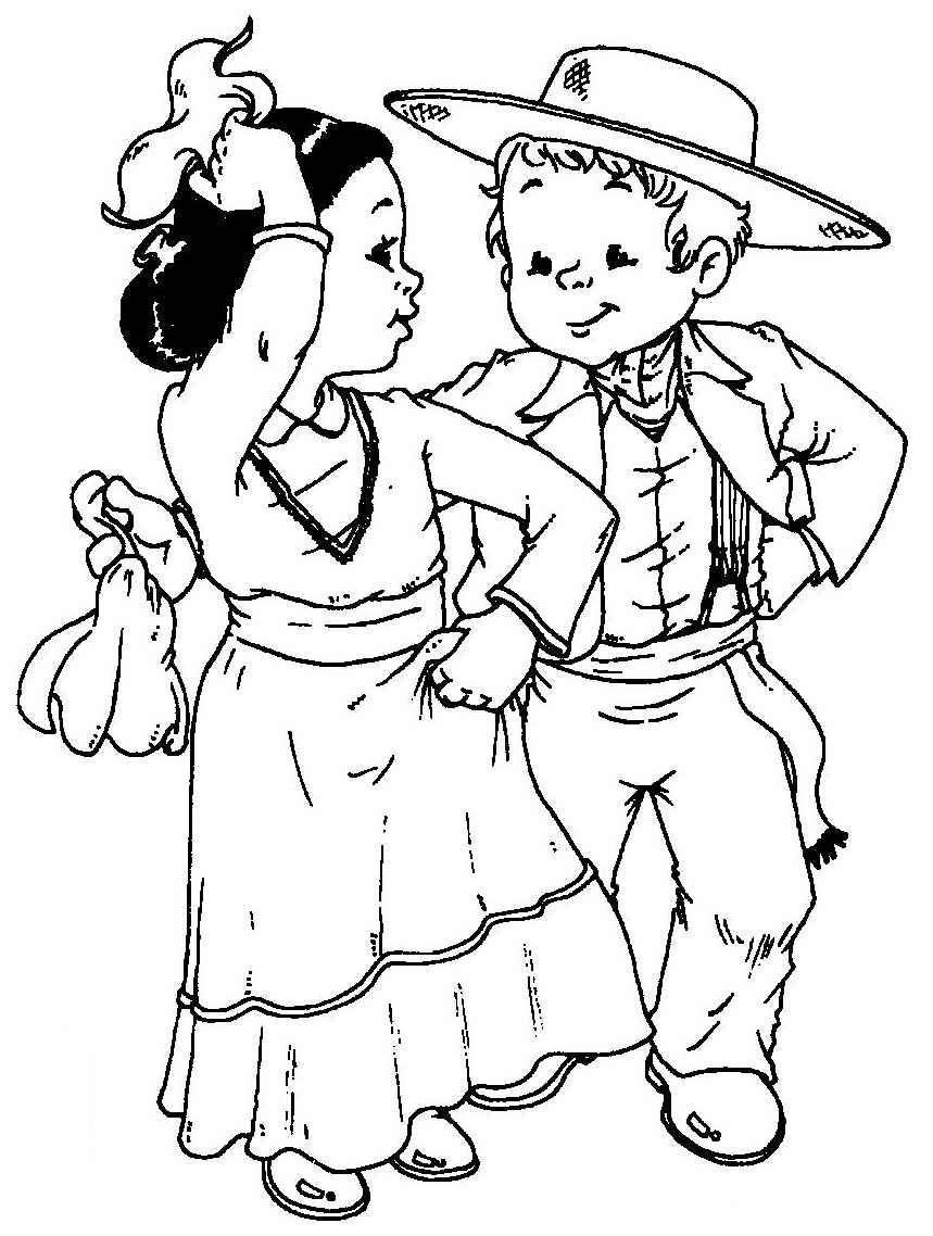 llevan a cabo competiciones de danza con el baile nacional, la cueca