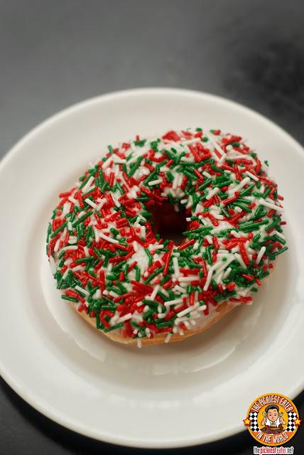 krispy kreme holiday doughnuts