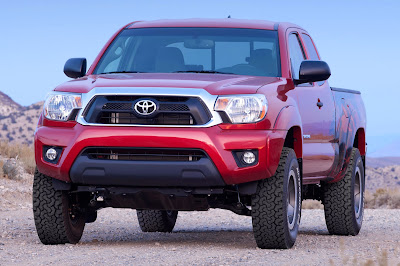 2014 Toyota Tacoma Release Date