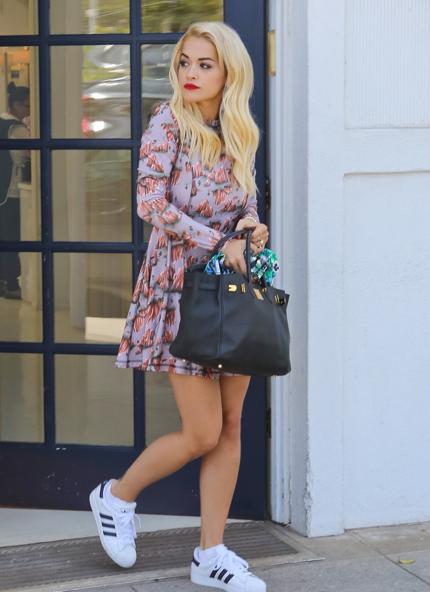 My Birkin Blog: Rita Ora