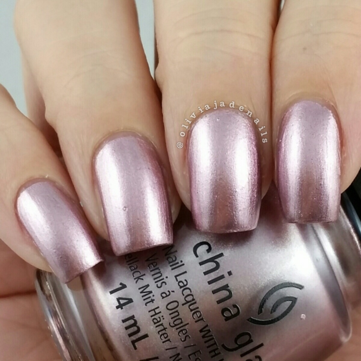 Olivia Jade Nails: China Glaze House Of Colour Collection - Swatches ...