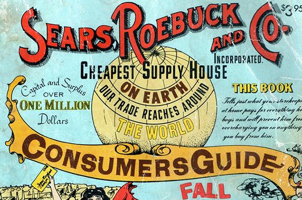 Richard Sears Catalogue Catalog Mike Schiemer Retail Entrepreneur