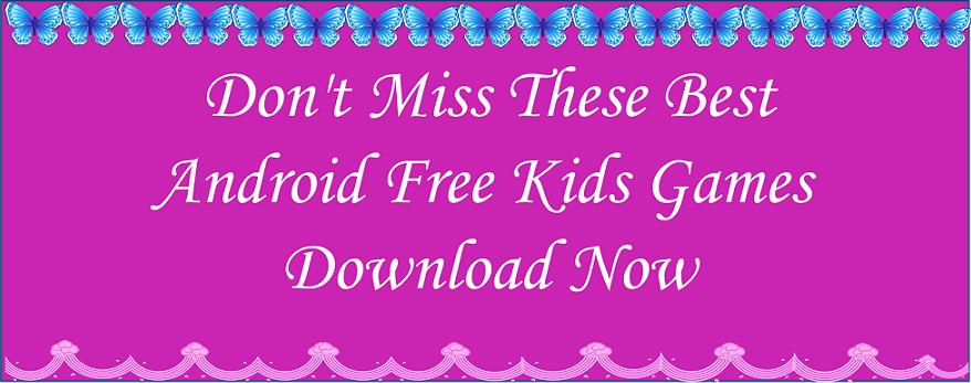 free kids games