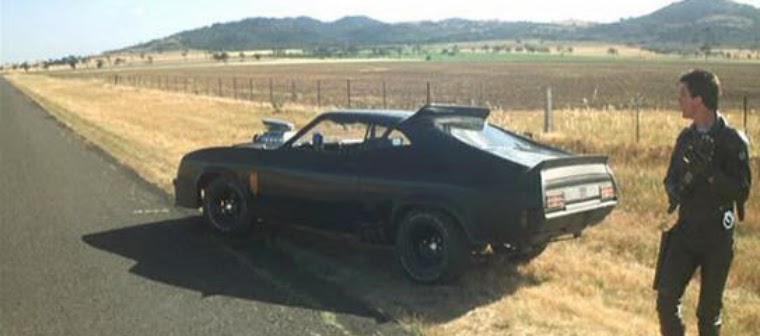 1973 Ford Falcon XP GT from Mad Max