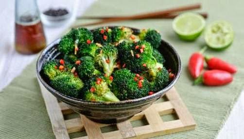 Brokoli Tumis