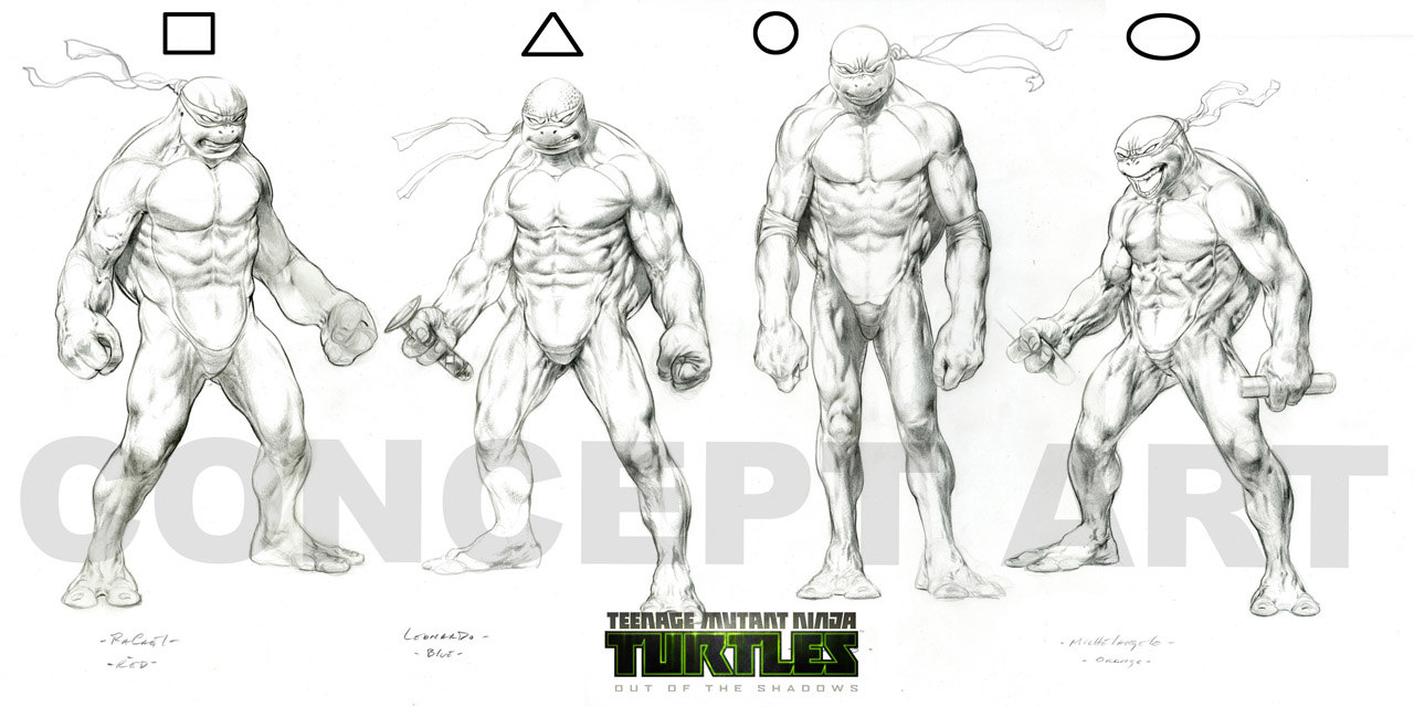 tiger ninja turtles coloring pages - photo#11