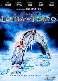 Stargate: Linha do Tempo - DVDRip Dual Áudio