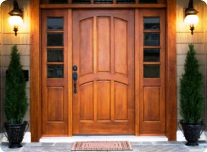 Exterior interior door replacement seattle bellevue for Residential entry doors