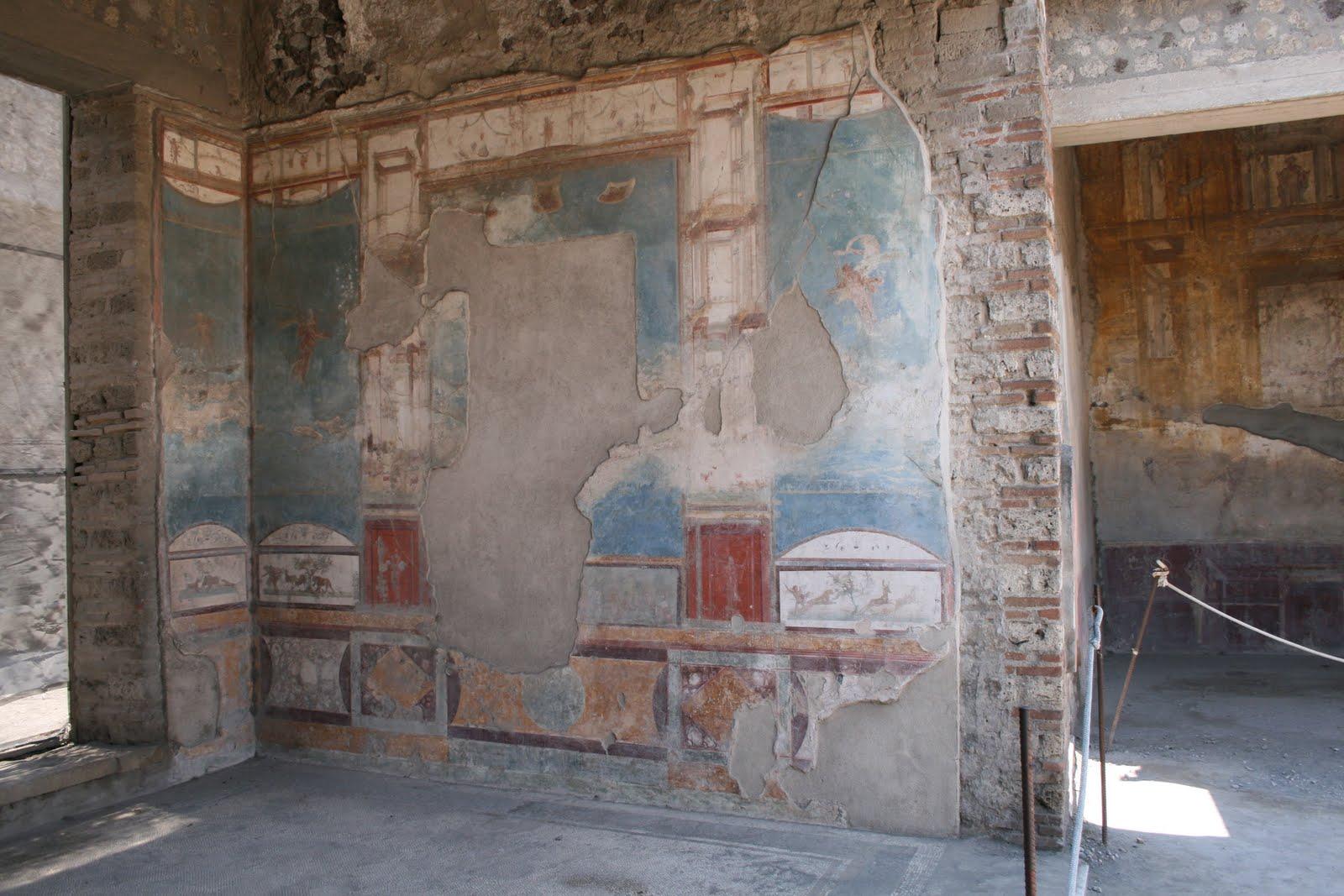 Domvs romana tablinum recibir y trabajar en la casa romana for Atrio dentro casa