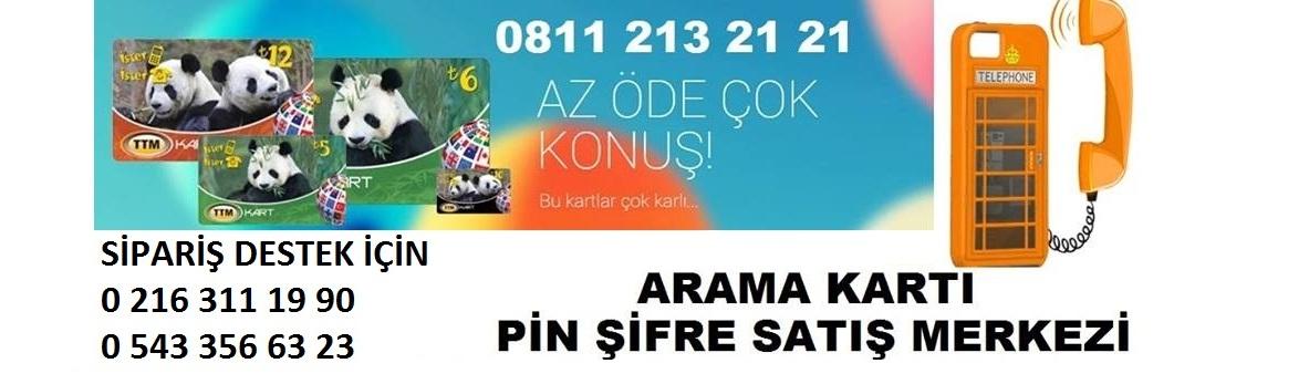 TELEFON ARAMA KARTI PİN ŞİFRE