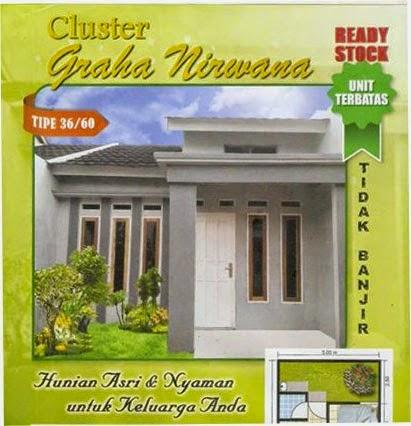 Lagi-lagi Sudah Habis Terjual Rumah Cluster Murah Di Tambun Selatan Bekasi