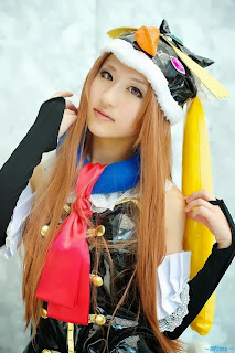Mawaru Penguindrum Princess Crystal Cosplay by Rei