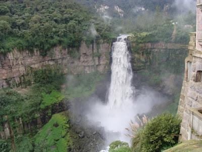 Salto de Tequendama - Colombia - que visitar