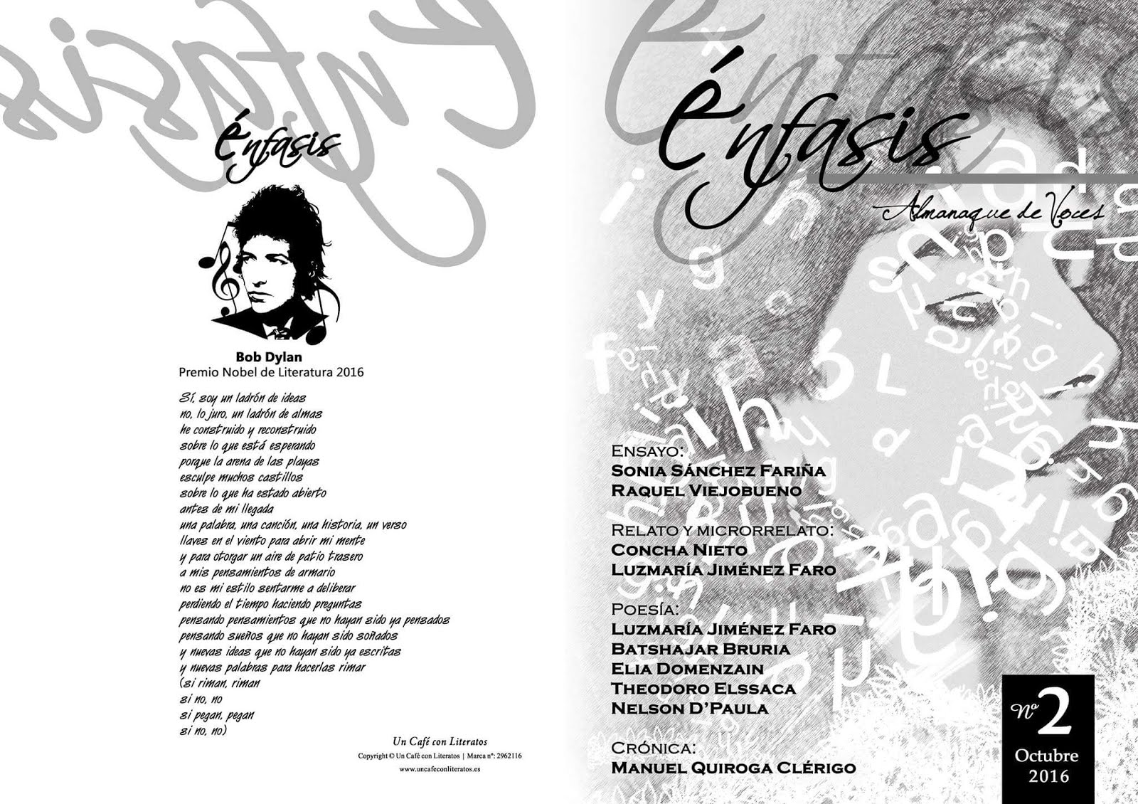 Revista Énfasis  II