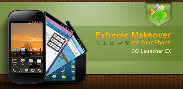 GO Launcher EX v3.27 Final