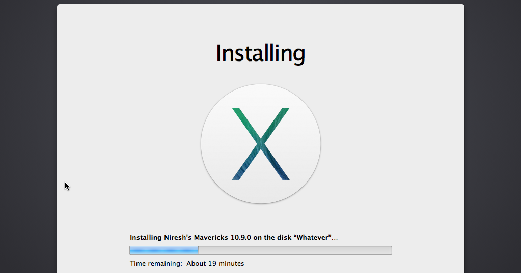 mac os x 109 mavericks golden master torrent