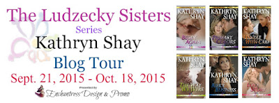 The Ludzecky Sisters Series Blog Tour & Giveaway