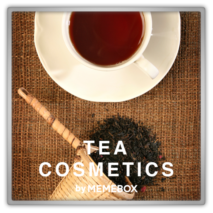 memebox Special 30 # Tea Cosmetics 미미박스 Commercial New arrival