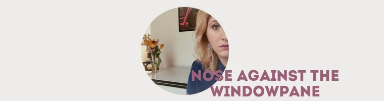 Nose Against the Windowpane