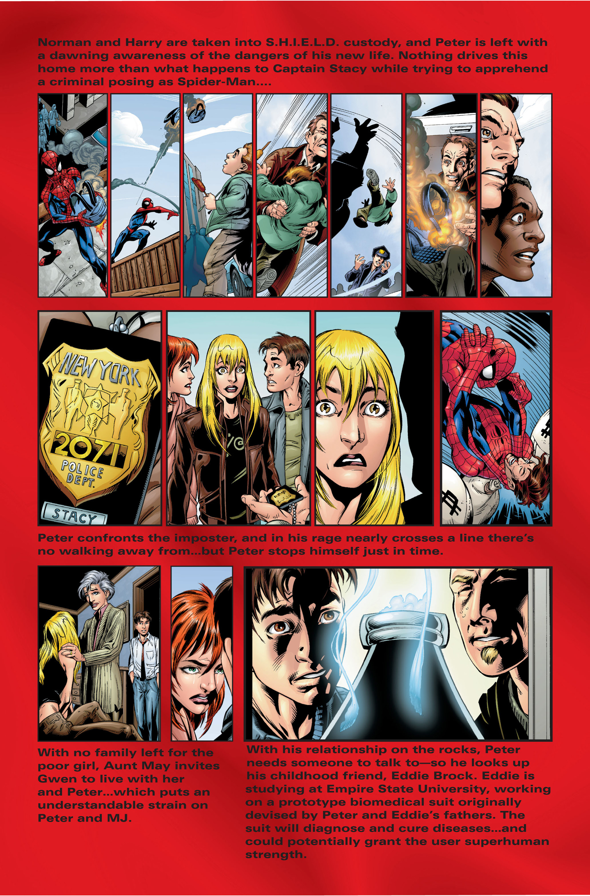 Ultimate Spider-Man (2000) Issue #100 #104 - English 42