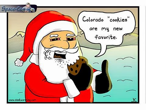 funny Santa comics picture