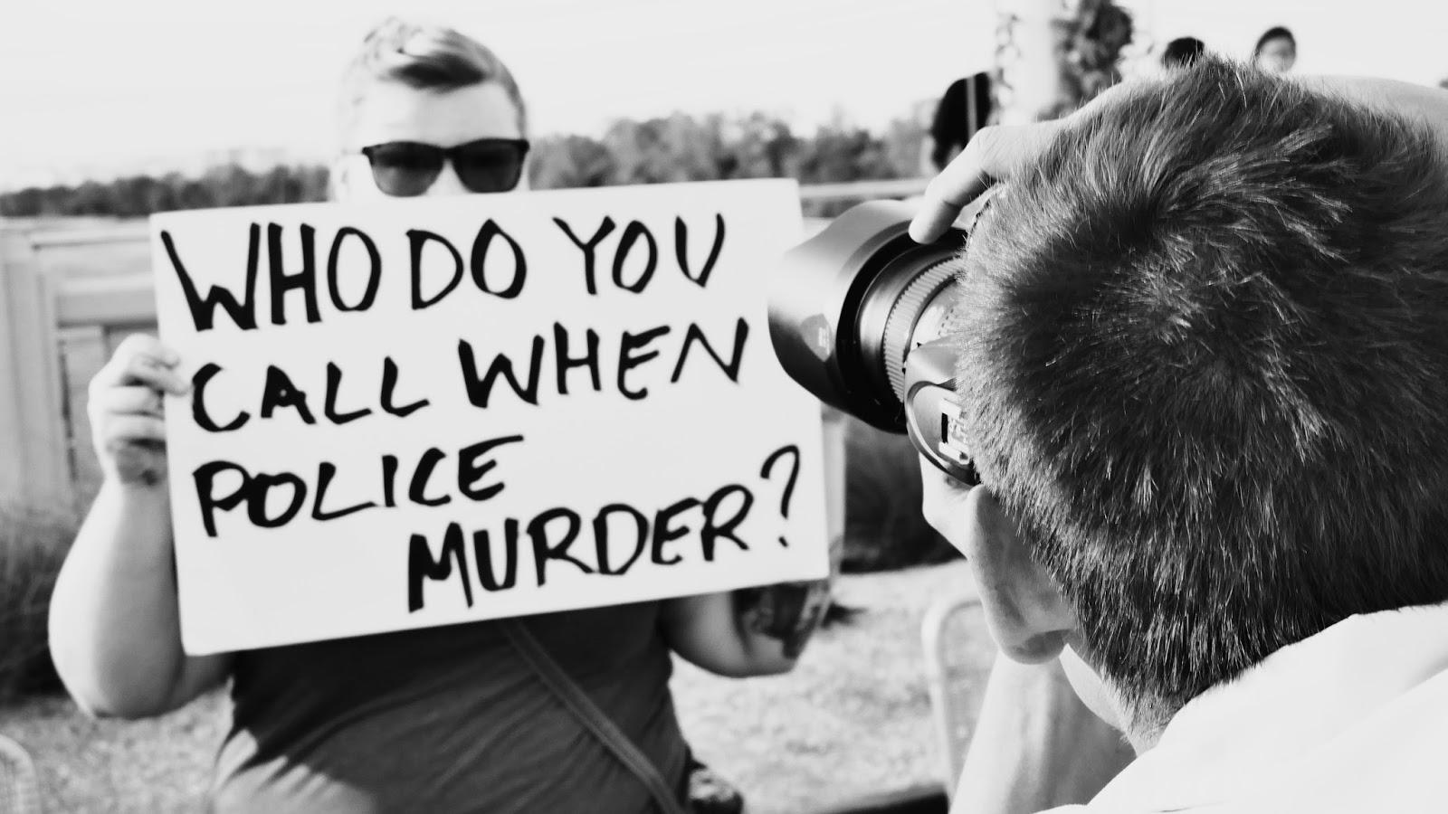 Cops Murder Black Kid Holding Air Soft Gun