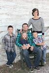 Travis, Jojo, Hudson, Remy, & Tea Jo