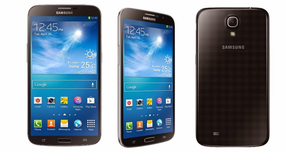 Harga dan Spesifikasi Lengkap Samsung Galaxy Mega 6.3 i9200 [UPDATE]