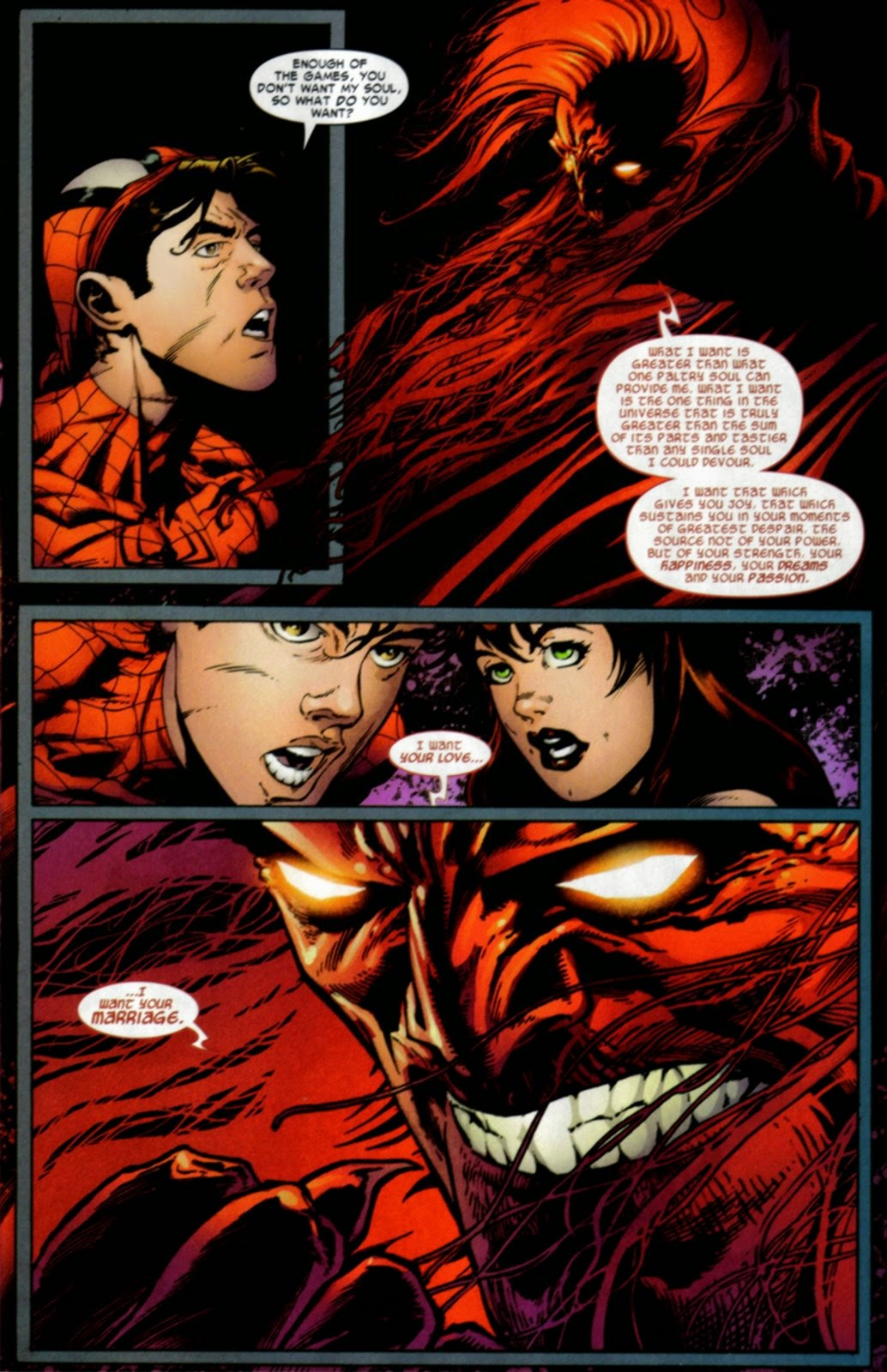 I'm Spiderman No More MARVEL REBOOT: ¿S...