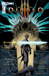 Diablo III: Sword of Justice #1 - 365 Days of Comics