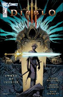 Diablo III: Sword of Justice #1 - 365 Days of Comics