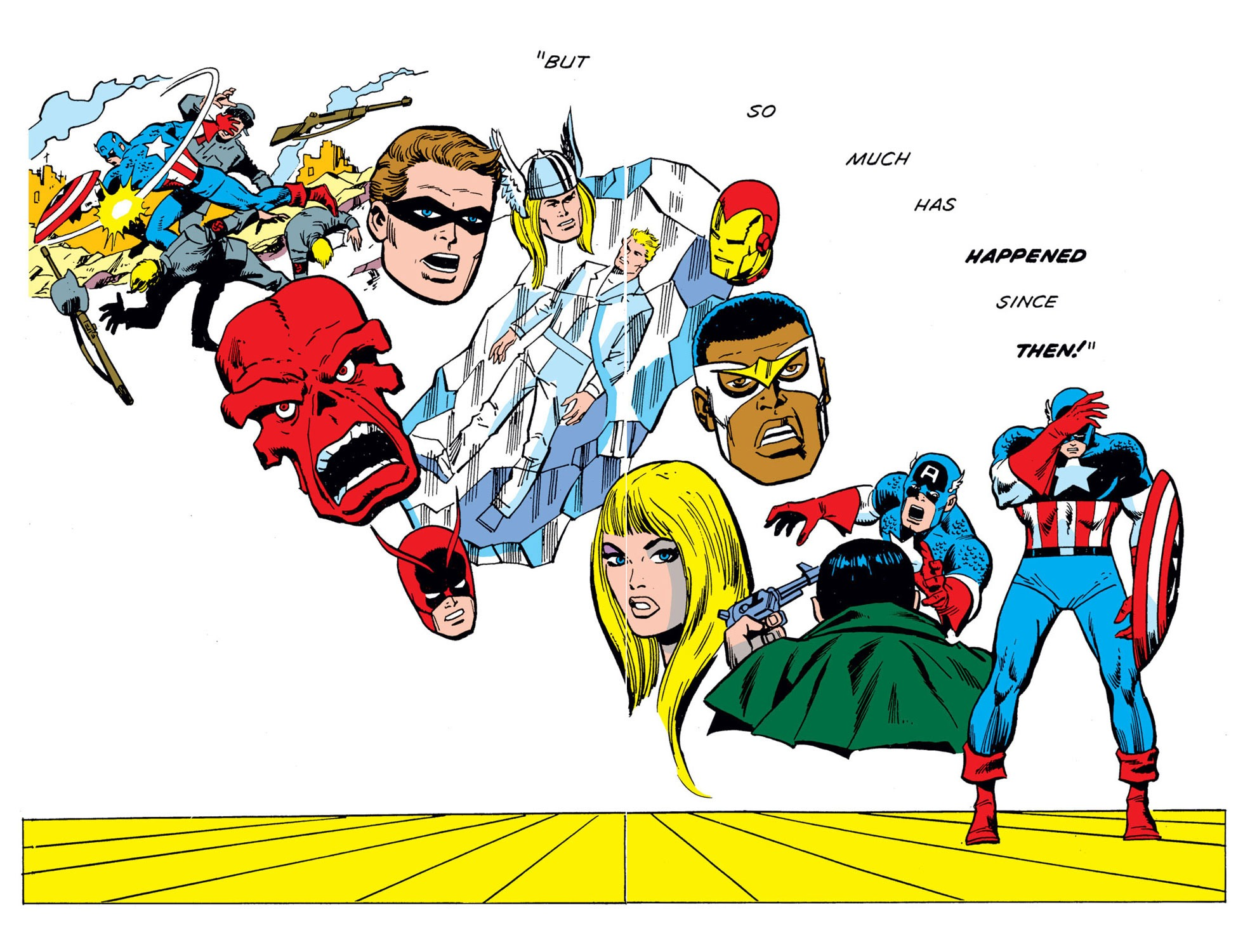 Captain America (1968) Issue #176 #90 - English 7