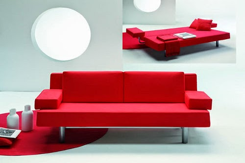 modern stylish italian red sofas cinogrande