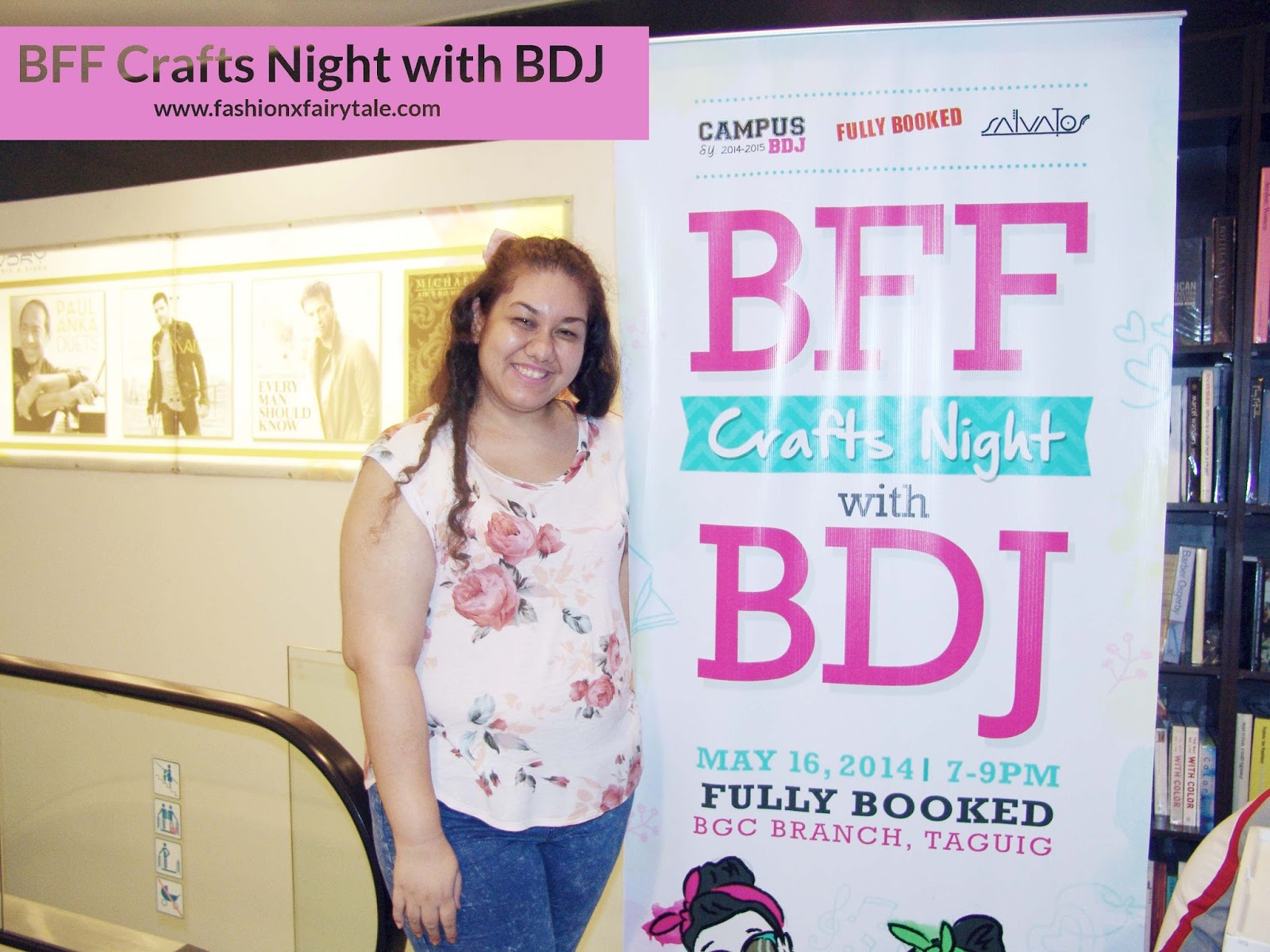 BFF Craft Night with BDJ Event