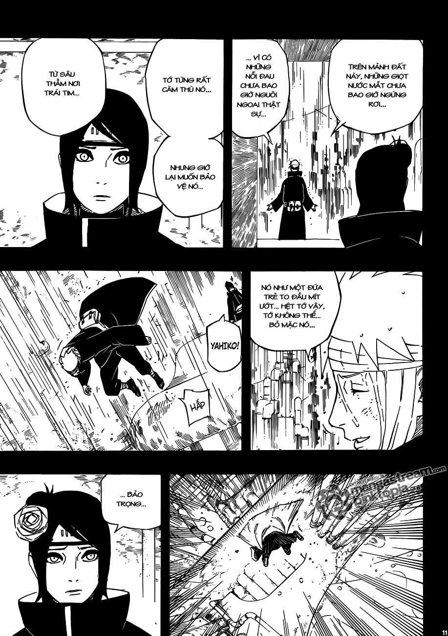 Naruto chap 509 Trang 11 - Mangak.info