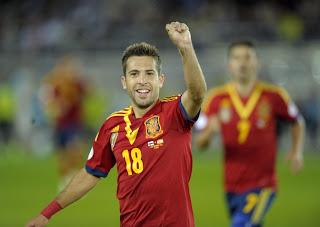 Spain Football 2013