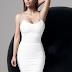 sheworeit: Sam Faiers' Lipsy Kardashian Kollection White ...
