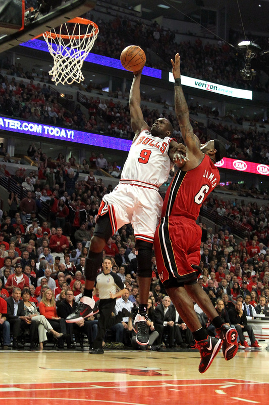 You Got Dunked On: May 2011