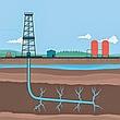 cover plaatje STOWA rapport De rol van het waterschap bij de opsporing en winning van schaliegas