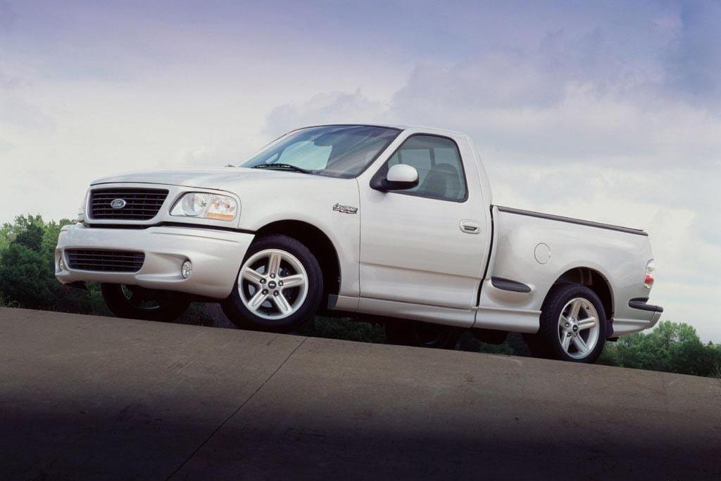 Wallpaper Cars  Ford Lightning