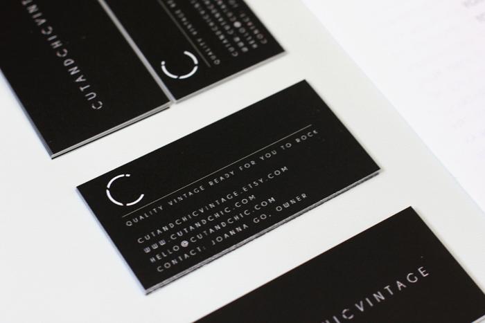 cutandchicvintage brand design 2